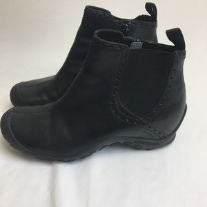 Women's Black Merrell Boot